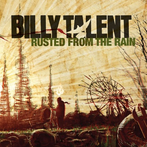 Rusted From The Rain [2 track ...