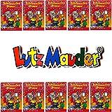 10 x Weihnachtsbrause von Lutz Mauder // Kinder Geburtstag Kindergeburtstag Kinderparty Party Weihnachten Trinken Advent Geschenk Mitgebsel Adventskalender Brause