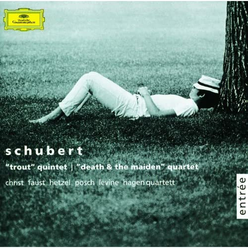 "Schubert: Piano Quintet in A, D.667 - ""The Trout"" - 4. Thema - Andantino - Variazioni I-V - Allegretto"