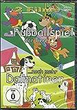 Fußballspiel der Tiere / Noch mehr Dalmatiner