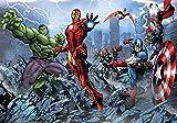 Olimpia Design Fototapete Photomural Marvel Avengers, 1 Stück, 960VEXXL