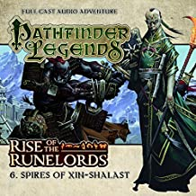 Rise of the Runelords: Spires of Xin-Shalast (Pathfinder Legends)