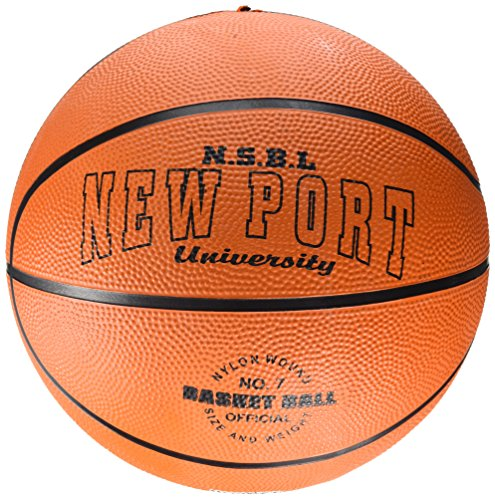 New Port University Basketball, Orange, 7