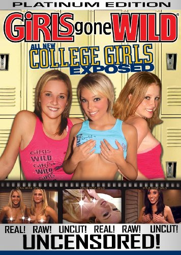 Girls Gone Wild: All New College Girls Exposed [DVD] [Region 1] [NTSC] [US Import] - Girl Gone Dvd Wild