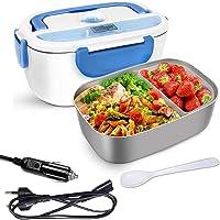 GalaxyHome Lunch Box Chauffante Électrique - Gamelle Chauffante 3 En 1 Pour Voiture, Maison, Camping, Et Bureau - 220v…