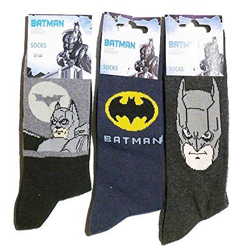 Calze da gioco, Batman the Dark Knight multicolore 10 Anni