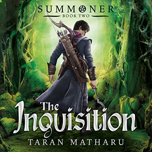 The Inquisition: Summoner, Book 2