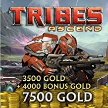 7500 Tribes Gold (3500 Gold plus 4000 Bonus Gold) für Tribes: Ascend (Nur für PC. Nicht für Xbox One.) [Online Code]