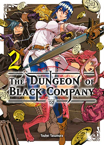 The Dungeon of Black Company Edition simple Tome 2