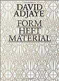 David Adjaye: Form, Heft, Material (2015-04-14)