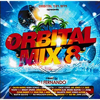 Orbital Mix 8 [CD] 2017
