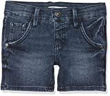 Name It Nmmsofus Dnmson 2004 Long Shorts, Pantaloncini Bimbo, Blu (Medium Blue Denim Medium Blue Denim), 86
