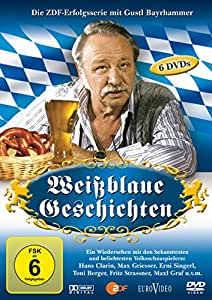 Weißblaue Geschichten (6 DVDs)