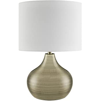 Kingswood Barley Twist Traditional Table Lamp Antique