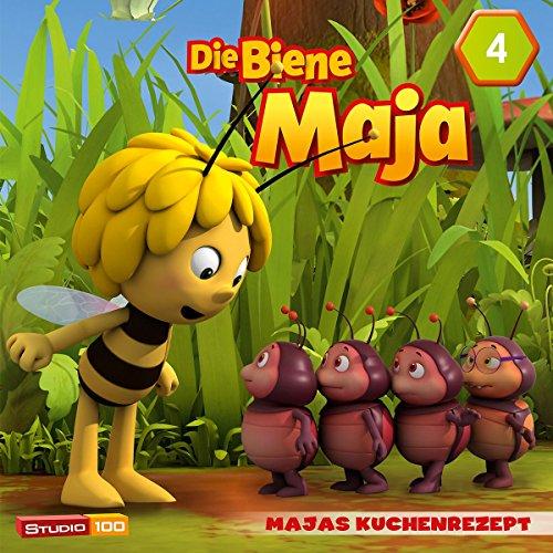 04: die Lausebiene,Majas Kuchenrezept U.a.(Cgi)