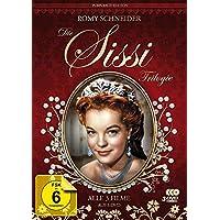 Sissi Trilogie - Purpurrot-Edition - Filmjuwelen