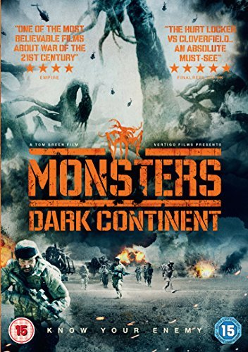 Monsters: Dark Continent [DVD] [2015] by Johnny Harris