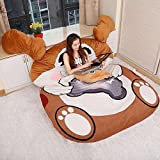 Totoro colchón 130x 190cm de Soft épaissir Historieta