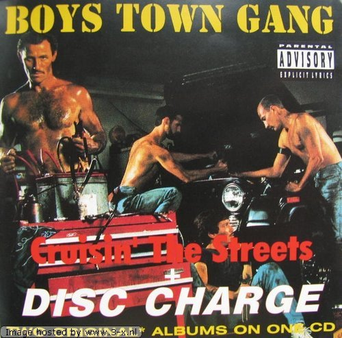Cruisin' the Streets / Disc Charge