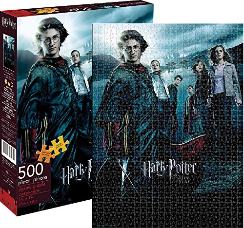 Aquarius - Harry Potter - cáliz de Fire - Puzzle (500 Piezas)