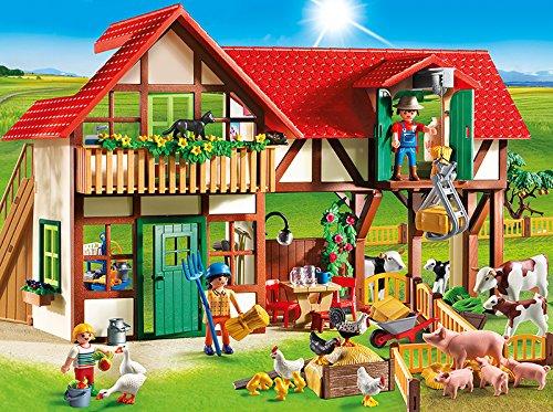 PLAYMOBIL 6120 – Großer Bauernhof - 2