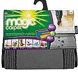 JML Magic Carpet Teppich, Erdbeerdesign, klein, Rot
