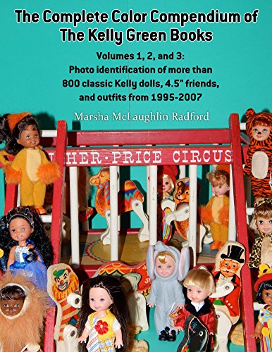 The Complete Color Compendium of the Kelly Green Books, Volumes 1, 2, and 3 (English Edition)