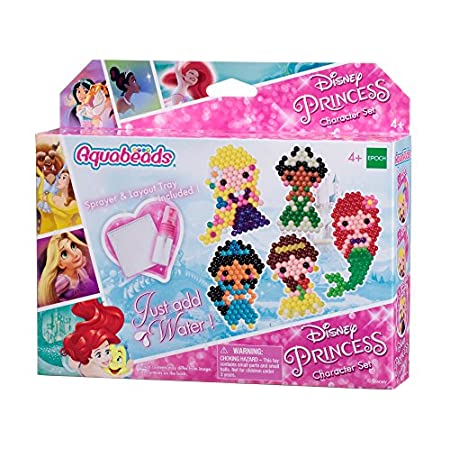 Aquabeads 30238 Disney Prinzessinnen Figurenset