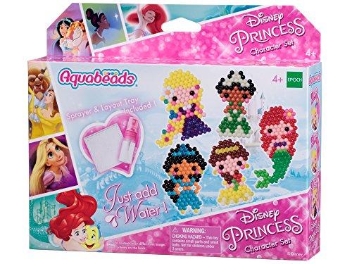 Aquabeads 30238 Disney Prinzessinnen Figurenset