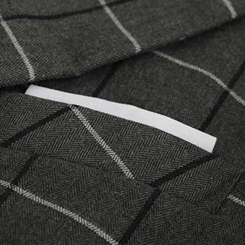 Hanayome -  Blazer  - Uomo Grey