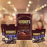 Hershey's Exotic Dark Tin Gift Pack (Blueberry Acai), 266 g