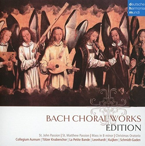 bach-choral-works-edition