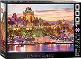 Eurographics 6000–1938cm Le Vieux-Quebec Puzzle (Lot de 1000)