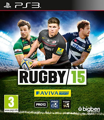 Rugby 15 (PS3) by Koch International