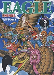 One Piece Color Walk Edition simple Tome 4