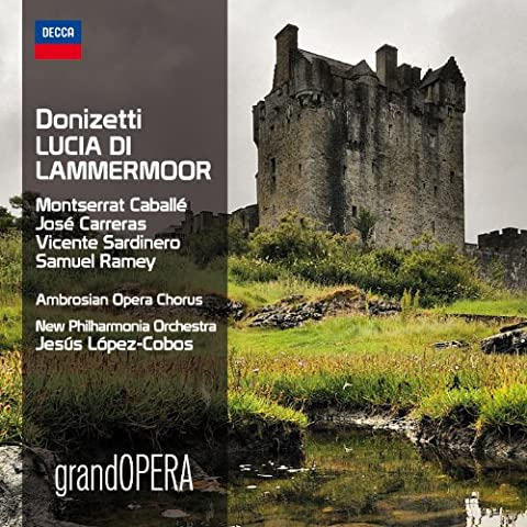 Donizetti Lucia - Donizetti:Lucia di Lammermoor [Import