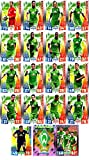 Match Attax Bundesliga 2015 2016 - Karten-Set SV Werder Bremen Cap Offensiv-Trio Teamlogo - Deutsch