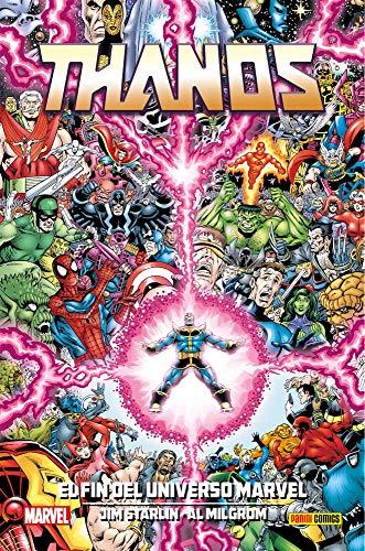 61iqwCMR0fL - Thanos. El fin del Universo Marvel