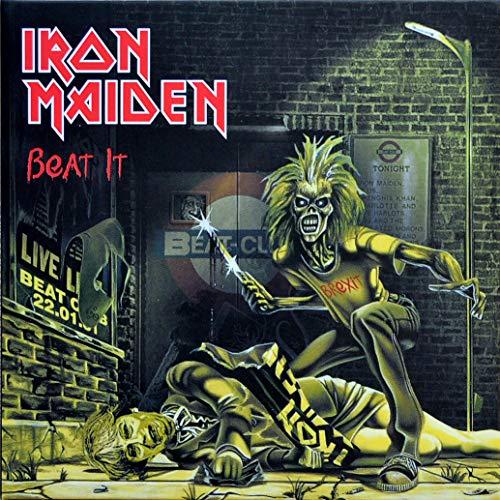 Iron Maiden BEAT IT Live in Bremen Germany 1981 CD+DVD set in digisleeve