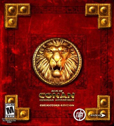 Age of Conan: Hyborian Adventures - Collector's Edition