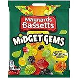 Maynards Gemmes Midget 160G (Pack de 4)