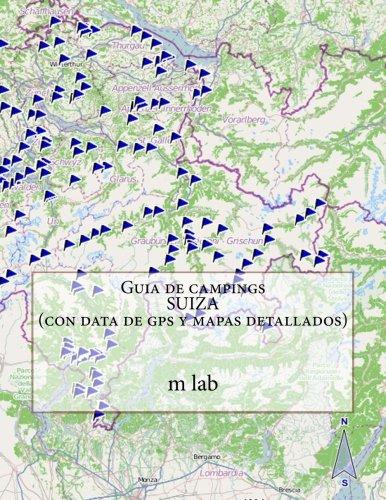 Guia de campings SUIZA (con data de gps y mapas detallados)