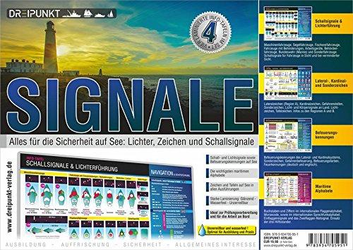 Info-Tafel-Set Signale: Alle wichtigen Zeichen und Signale nach den KVR