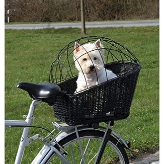 Trixie-Cesta-de-bicicleta para mascotas