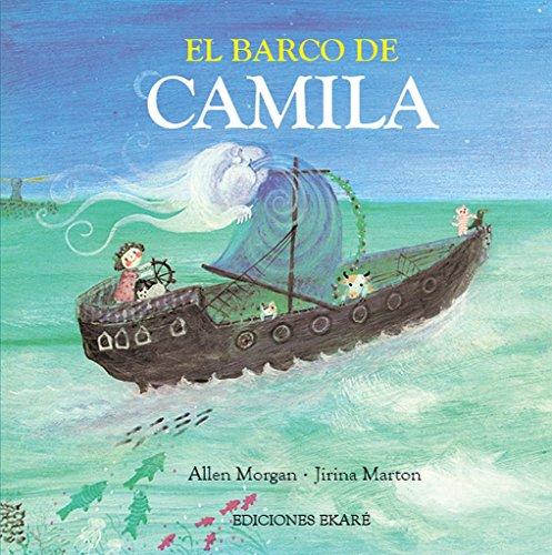 El barco de Camila (Jardín de libros)
