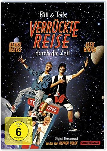 Bill & Ted's verrückte Reise durch die Zeit (Digital Remastered)
