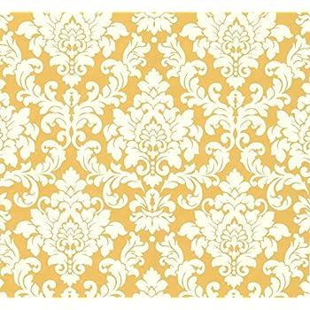 Thomas Vliestapete Tapete Neo Barock Glamourös Klassisch 10,05 M X 0,53 M  Gold/weiss TLT003