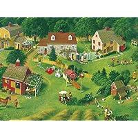 Comparador de precios Cobble Hill 54340 - Back Yards (XXL-Teile) - Puzzle 275 Teile - precios baratos