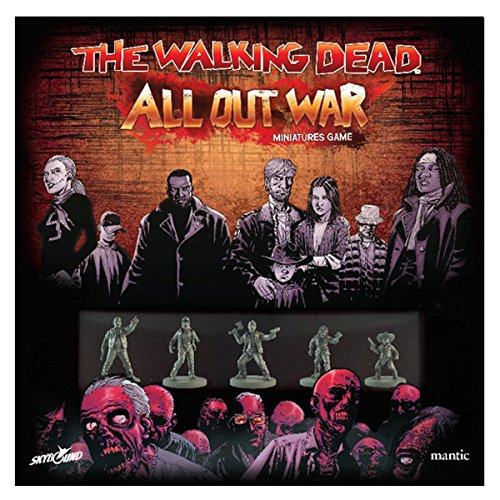 The Walking Dead : All Out War VF