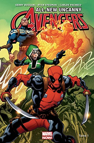 Uncanny Avengers All-new All-different T01